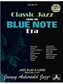 Aebersold Volume 38: Blue Note Jazz Era