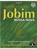 Aebersold Vol. 98: Antonio Carlos: Jobim Bossa Nova. Sheet Music