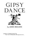 John Ireland: Gipsy Dance