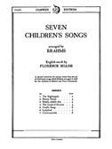 Johannes Brahms: Seven Children
