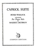 Peter Warlock: Capriol Suite (Solo Piano)