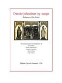Bo Holten: Danske Julesalmer og -Sange. Choral Sheet Music