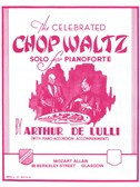 Arthur De Lulli: Chopsticks (Accordion)