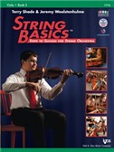 Terry Shade/Jeremy Woolstenhulme: String Basics   Steps To Success For String Orchestra   Book 3 (Viola)