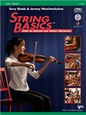 Terry Shade/Jeremy Woolstenhulme: String Basics   Steps To Success For String Orchestra   Book 3 (Violin)