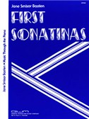 Jane Smisor Bastien: First Sonatinas (Piano)