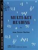 Jane Smisor Bastien: Multi-Key Reading (Piano)