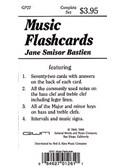 Music Flash Cards