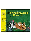 Bastiens' Invitation To Music: Performance Party - Book C