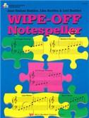Bastien Piano Basics: Wipe-Off Note Speller