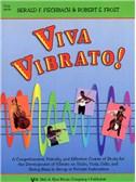 Viva Vibrato! For Viola