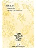 Astor Piazzolla: Oblivion (SATB)