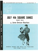 Jane Bastien: July 4th Square Dance