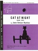 Jane Bastien: Cat At Night