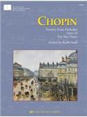 Chopin: Twenty-Four Preludes - Opus 28