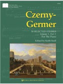 Czerny-Germer: 50 Selected Studies - Volume 1, Part 1