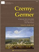Czerny-Germer: 32 Selected Studies - Volume 1 Part 2