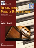 Keith Snell: Beginning Piano Repertoire