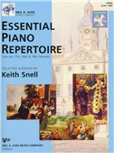 Neil A. Kjos Piano Library: Essential Piano Repertoire - Level 2. Sheet Music, CD