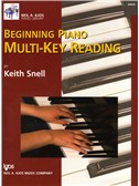 Keith Snell: Beginning Piano Multi-Key Reading