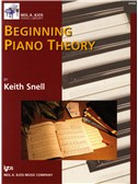 Keith Snell: Beginning Piano Theory