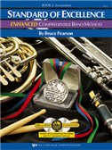 Standard Of Excellence: Enhanced  Comprehensive Band Method Book 2 (B Flat Tuba)