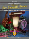 Standard Of Excellence: Advanced Jazz Ensemble Method (Vibes/Auxiliary Percussion)
