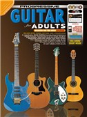 Progressive: Guitar For Adults (Book/CD/DVDs/DVD-ROM/Poster)