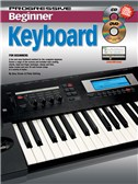 Progressive: Beginner Keyboard (Book/CD/DVD)
