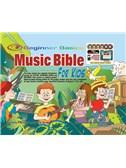 Beginner Basics: Music Bible For Kids (Book/CD/4DVDs/2DVD-ROMs/Poster)