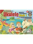 Progressive Ukulele Method For Young Beginners: Book 1