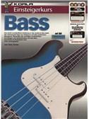 Einsteigerkurs Bass (Book/CD/2xDVD/Poster)