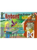 Keyboard Voor Kinderen: Boek 1 (Dutch) (Book/CD/DVD)