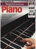 Beginnerscursus: Piano (Dutch) (Book/CD/2 DVDs/DVD-ROM)