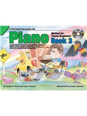 Progressive Piano Method For Young Beginners: Book 3