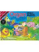 Progressive Organ Method For Young Beginners (Book/CD)