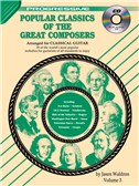 Progressive: Popular Classics Of The Great Composers - Volume 3 (Book/CD)