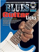 Progressive: Blues Guitar Licks (Book/CD)