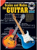 Progressive: Scales And Modes For Guitar (Book/CD)
