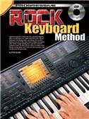 Progressive: Rock Keyboard Method (Book/CD)