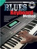 Progressive: Blues Keyboard Method (Book/CD)