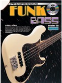 Progressive: Funk Bass (Book/CD)