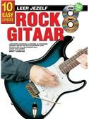 10 Easy Lessons Leer Jezelf Rock Gitaar (Boek/CD/DVD)