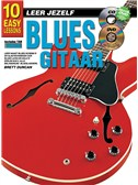 10 Easy Lessons Leer Jezelf Blues Gitaar (Boek/CD/DVD)
