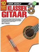10 Easy Lessons Leer Jezelf Klassiek Gitaar (Boek/CD/DVD)