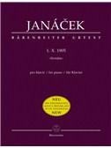 Janacek, Leos : Livres de partitions de musique