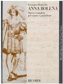 Gaetano Donizetti: Anna Bolena - Opera Vocal Score