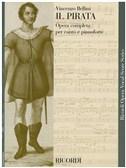 Bellini, Vincenzo : Livres de partitions de musique