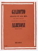 Tomaso Albinoni/Remo Giazotto: Adagio In G Minor (Piano Solo)