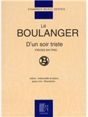Lili Boulanger: D'Un Soir Triste (Piano Trio)